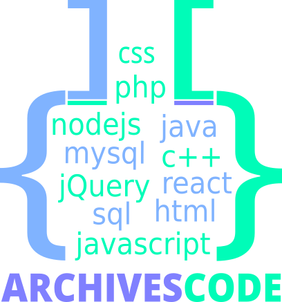 Archivescode