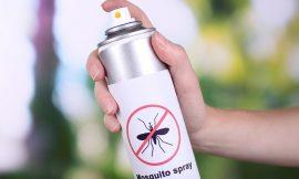 Membuat sendiri obat nyamuk cair dan semprot
