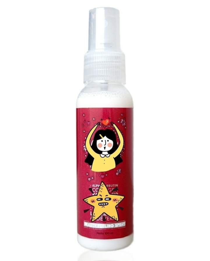 Membuat hair and body mist serum kulit dan rambut