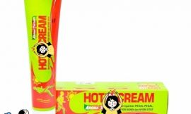 Cara Simple membuat obat gosok hot n cream