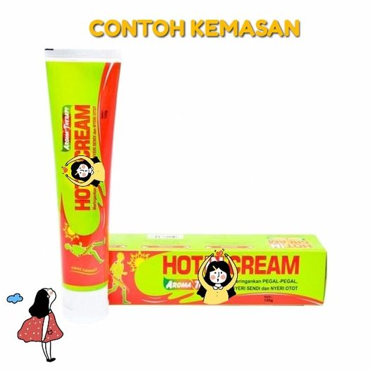 Cara Simple membuat obat gosok hot n cream, Archivescode