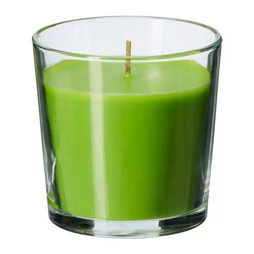 Cara mudah membuat lilin aroma terapi dengan minyak jelantah