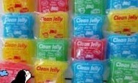 Cara simple membuat Sabun Jelly atau sabun colek bening