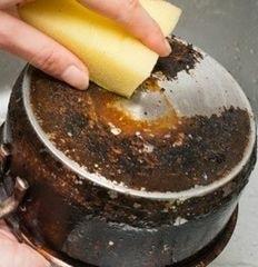 Cara simple membuat sabun pembersih kerak panci anti kerak